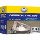 Member's Mark 33 Gallon Commercial Trash Bags (320 ct.)