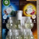 Air Wick Scented Oil Warmer with 7 Refills & Warmer Pick your Scent