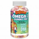 L'il Critters Omega-3 Gummy Fish for Children - 180 Count  NEW