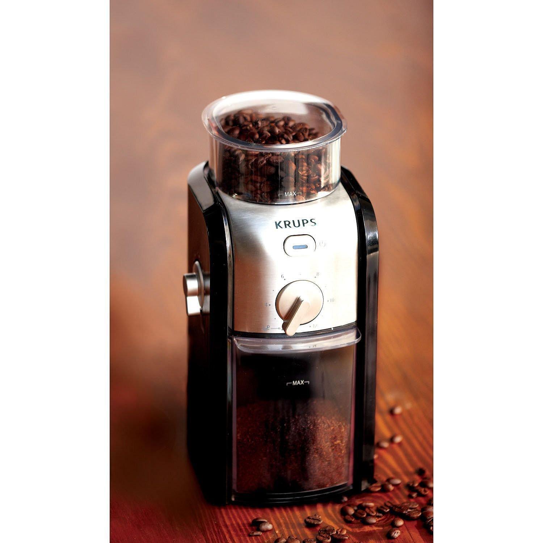 KRUPS Model Model#: GVX212  Coffee Grinder with Grind Size BRAND NEW