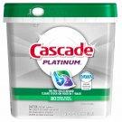 Cascade Platinum Action Pacs Dishwasher Detergent, Fresh Scent, 80 ct. NEW