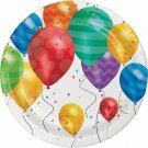 "Artstyle 6 3/4"" Dinner Plates, 75 ct. - Balloons"