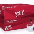 Eight O Clock The Original Medium Roast Coffee K-Cups 100 ct BRAND NEW