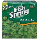 Irish Spring Deodorant Soap - 3.75 oz. - 20 ct