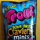 Trolli Sour Brite Crawlers Minis Gummy Candy 3.5 lbs Bag
