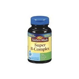 Nature Made Super B-Complex with Vitamin C and Folic Acid, 460 ct. NEW