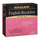 BigelowEnglish Breakfast Tea 100 Bags NEW