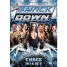 WWE: The Best of Smackdown 10th Anniversary 1999-2009 (DVD 2009 3-Disc Set) NEW