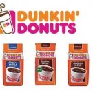 NEW Dunkin' Donuts Ground Coffee YOU PICK THE FLAVOR Free Shipping