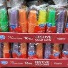 Berkley Jensen 16-Oz. Plastic Cold Cups, 120 ct. Multi- colored  COUNT NEW