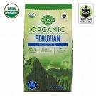 Wellsley Farms Organic Peruvian Ground Coffee, 32 oz. NEW