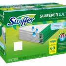 Swiffer Sweeper WetJet Wet Mopping Pad Refills Fresh Scent 60 pack BRAND NEW