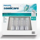Philips Sonicare e-Series Brush Head, 4 pk HX7024/52 BRAND NEW