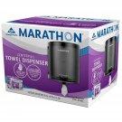 Marathon Center-Pull Towel Dispenser, 300 Sheet Capacity (Smoke)BRAND NEW