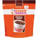 Dunkin Donuts 40 OZ Original Blend Ground Coffee Bag Medium Roast 2.5 LBS