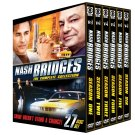 Nash Bridges: Complete Series DVD SET BRAND NEW