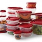 Rubbermaid Easy Find Lids Food Storage Set - 50-piece  BRAND NEW