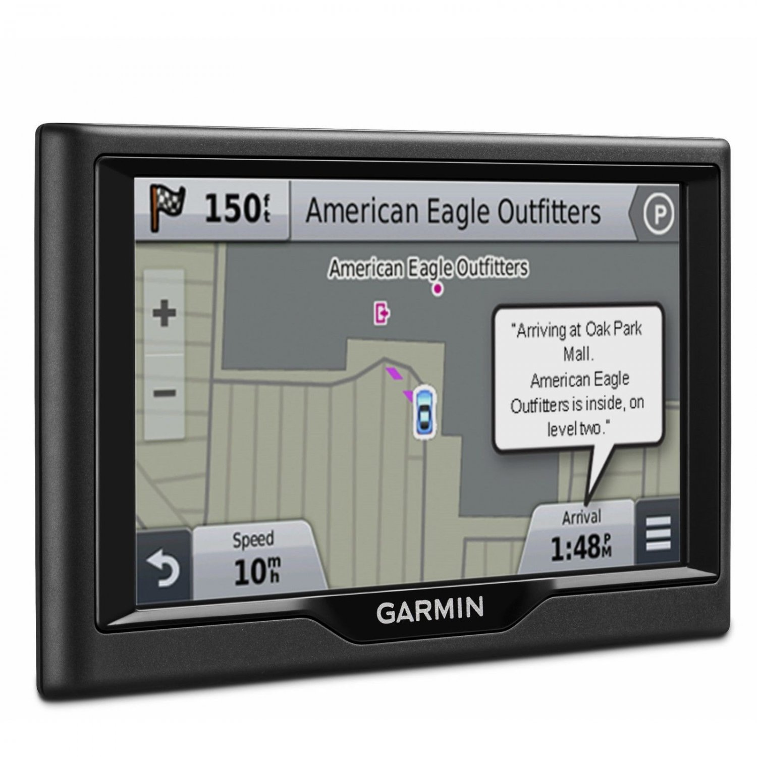 "Garmin nuvi 57LM 5"" GPS Navigation System with Lifetime Map Updates BRAND NEW"