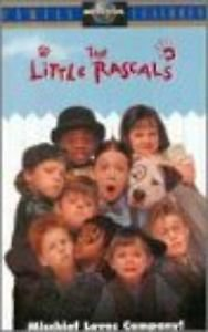 The Little Rascals: Mischief Loves Company [VHS]