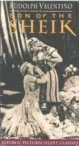 Son of the Sheik [VHS]
