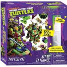 Savvi Teenage Mutant Ninja Turtles Temporary Tattoo and Sticker Kit