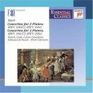 Bach: Concertos for 2 & 3 Pianos