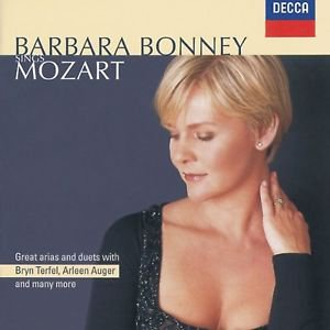 Barbara Bonney sings Mozart ~ Great arias and duets with Bryn Terfel, Arleen ...