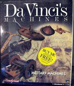 Da Vinci's Machines: The Master's Greatest Works Come Alive! Volume 2 Militar...