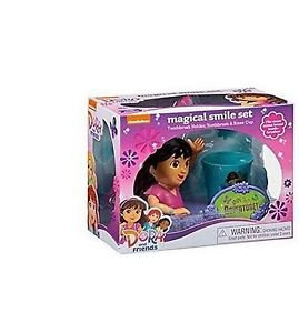 Nickelodeon Dora and Friends Magical Smile Set, 3 pc