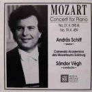 Mozart Concerti for Piano No. 27, K595 & No. 19, K459