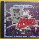 Best of Epic and Apogee Games