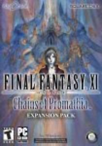Final Fantasy XI Chains of Promathia Expansion Pack - PC (Jewel case)