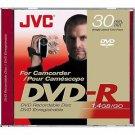 Jvc Vdr14Eu Mini Dvd-R (Single) (Discontinued by Manufacturer)