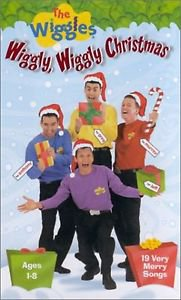The Wiggles - Wiggly, Wiggly Christmas [VHS]