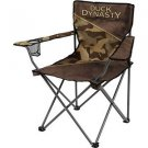 Duck Dynasty Youth Camo Chair (Brown)