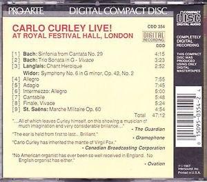 Live at Royal Festival Hall-London