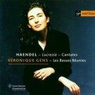 Véronique Gens - Handel Cantatas ~ Lucrezia, Agrippina, Armiada / Les Basses ...