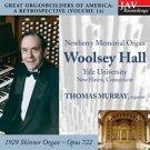 Great Organ Builders of America: A Retrospective (Volume 14): Newberry Memori...