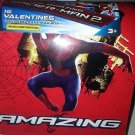 The Amazing Spider-man 2: 16 Valentines Plus Keepsake Mail Box. Includes 48 H...