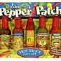 Dat'l Do It Pepper Patch Hot Sauce Gift Set Includes Recipes, 5 piece