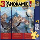 MasterPieces American Freedom Triptych 3-500pc puzzles