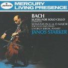 Bach: Complete Suites for Solo Cello; Sonatas in G major & D major for Cello ...