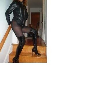 Women Catsuit Fitted Body Suit Fetish Mistress Kinky Dominating HOT