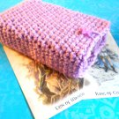 Lavendar tarot deck bag, tarot deck holder, tarot deck accessories
