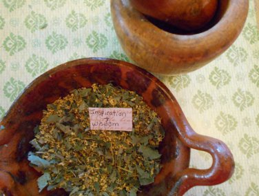 Herb Incense wisdom and  inspiration loose herbal incense for spell work