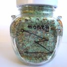 Money draw bath salts, money spell salts, witchcraft supplies