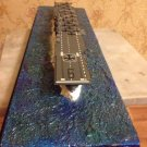 Essex carrier class model 1:700 with diorama