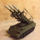 "2K12 Kub SA-6 ""Gainful mobile surface-to-air missile system 1:72 complete model"