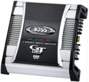 Boss Audio GT380 Riot GT Series Mosfet Power Amplifier