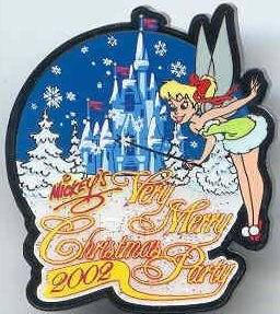 Mickey's Very Merry Christmas Party Series #4 (Tinker Bell)